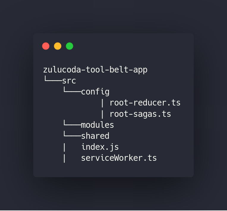 zulucoda-config-structure